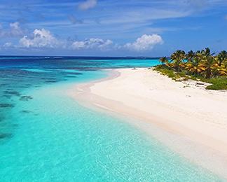 photo of anguilla shoal bay