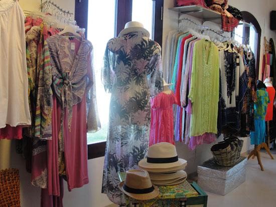 Anguilla shopping, shopping in Anguilla, Bijoux Boutique, clothing, Sandy Ground