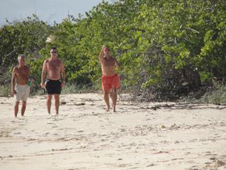 Anguilla Smokey's Beach Bocce Ball