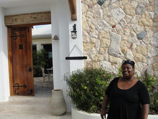 Anguilla villa, Spyglass Hill villa