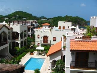 st. lucia hotel cap maison