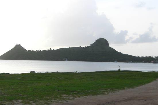 pigeon island st. lucia