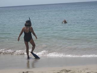 St. Lucia resorts Cap Maison snorkeling