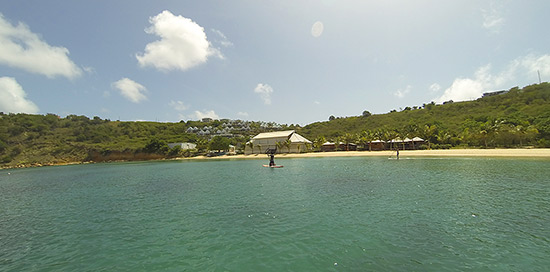 far side of crocus bay anguilla