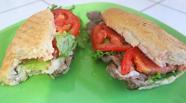 steak sandwich gerauds anguilla