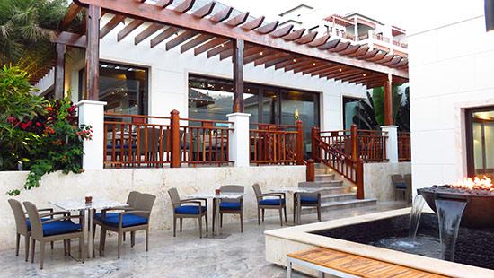 stone restaurant zemi beach house