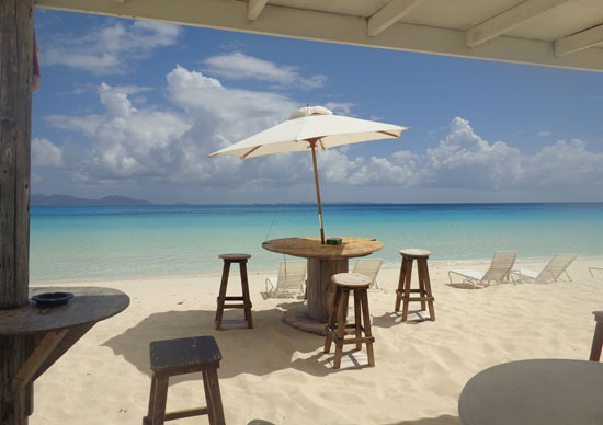 Sunshine Shack, Anguilla beach bar, Rendezvous Bay, Anguilla, Garvey Lake