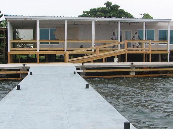sxm anguilla pier