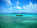 There's Anguilla, then everywhere else! -Les Abrams