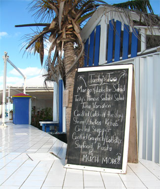 Tasty's Too Anguilla restaurant