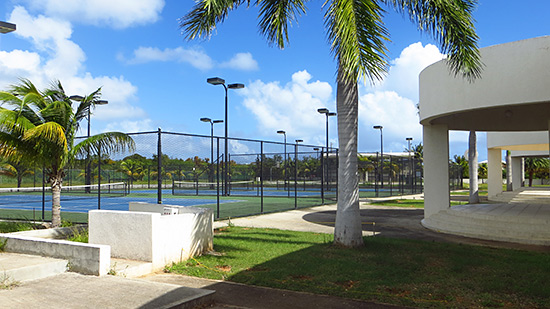anguilla tennis courts