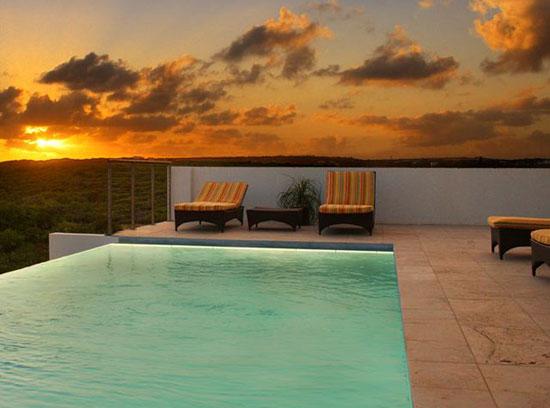 tequila sunrise anguilla villa rental