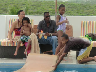Anguilla villa, Tequila Sunrise, Dropsey Bay, Leeward Construction, Leroy Gumbs