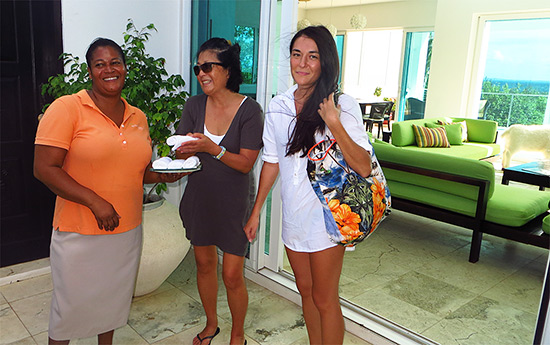 tequila sunrise villa anguilla welcome heather