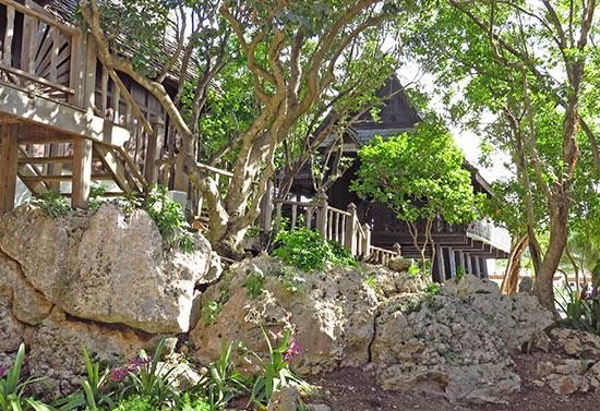 thai house spa at zemi beach resort