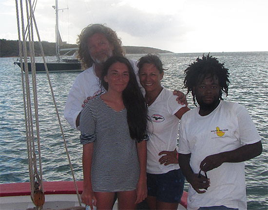 tradition sailing charters anguilla