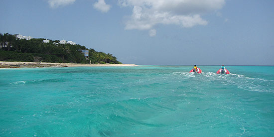 heading to meads bay anguilla