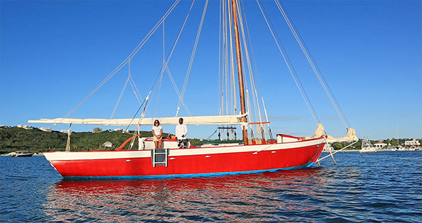 tradition sailing charter anguilla