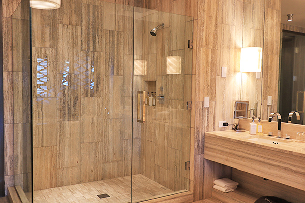 Two Bedroom Residence Shower