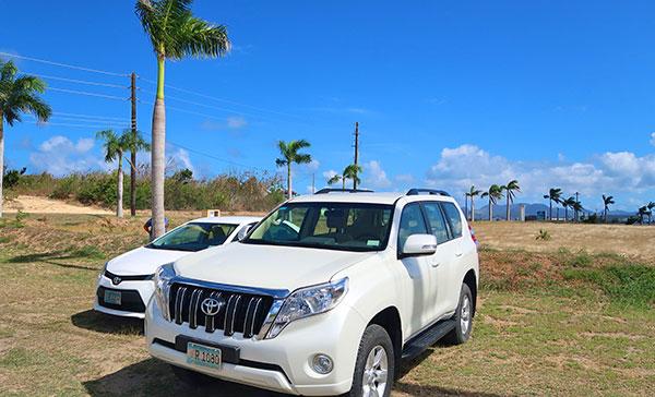 island car rental fleet