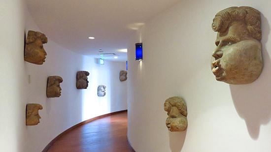 venus spa signature sculptures