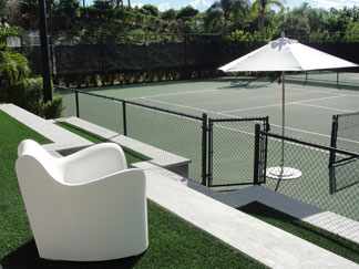 Viceroy Anguilla, sports complex, tennis courts