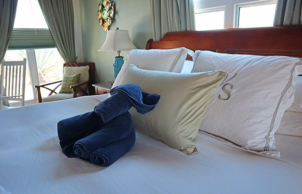 master suite at villa soleil anguilla