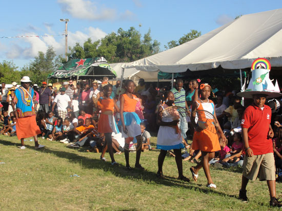 Welches Festival, Anguilla event