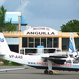 flights to anguilla