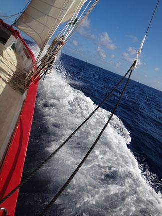 tradition anguilla sailing boat
