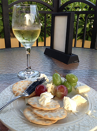 wine and cheese convento