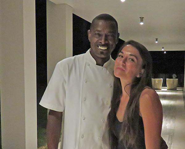chef de cuisine george reid coba four seasons