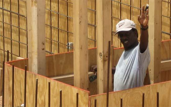 Jim Anguilla builder