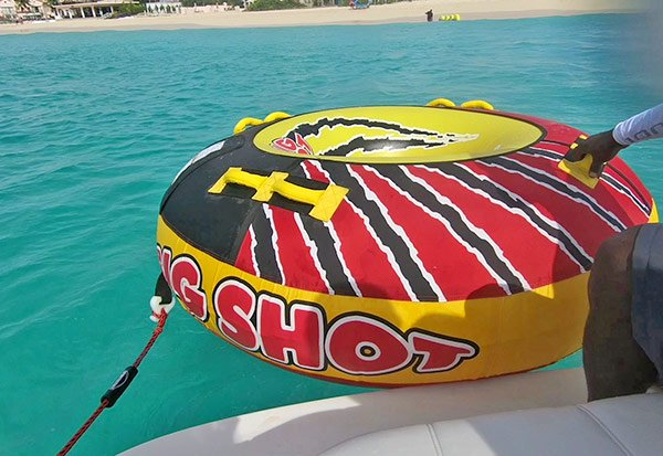 the wow tube at 2extreem watersports