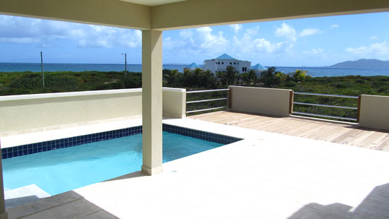 Exterior Pic #4: Pool and View From Outside Dining Area