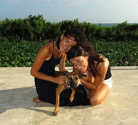 toupsie anguilla dog