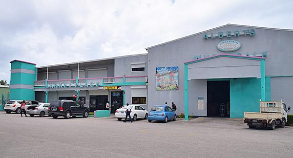 albert lakes market place anguilla