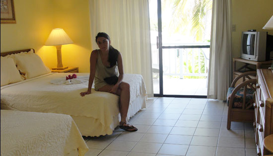 Anguilla hotel, Allamanda Beach Club, Shoal Bay hotels, room