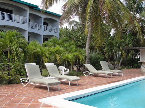 Anguilla hotel, Allamanda Beach Club, Shoal Bay hotels, pool