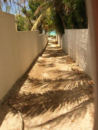 Anacaona beach access