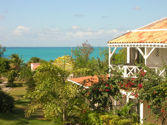 Anguilla accommodation, Anacaona, room view
