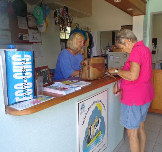 Anguilla Animal Rescue Foundation, pet rescue, donations