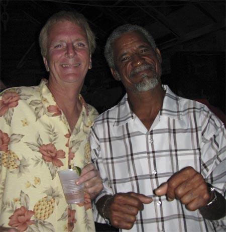Anguilla bar Pump House