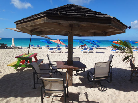Anguilla, restaurant, Bamboo Beer Box, beach bar