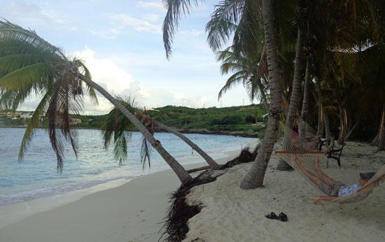 Anguilla beach bars, Gwen's Reggae Grill