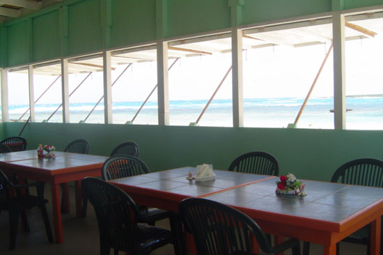 Anguilla beach bars, Palm Grove, Nat's Place