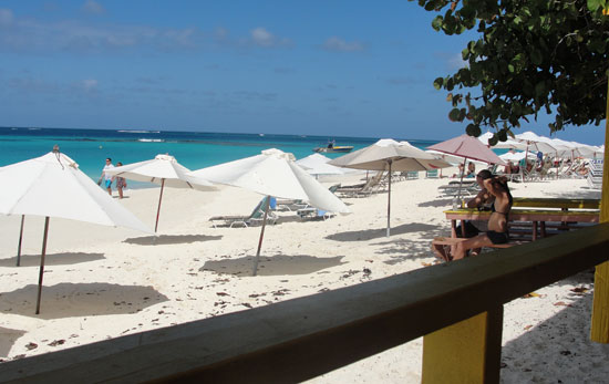 Hank and Mac's Shoal Bay East Anguilla