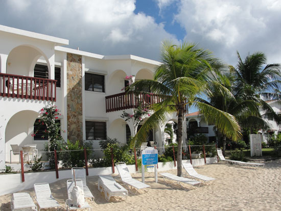 Anguilla beaches, Meads Bay, Carimar Beach Club
