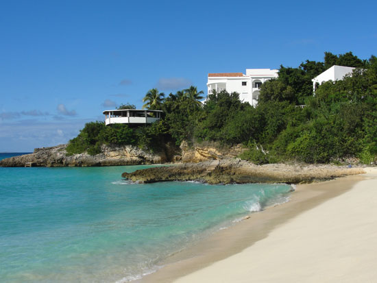 Anguilla beaches, Meads Bay, Malliouhana