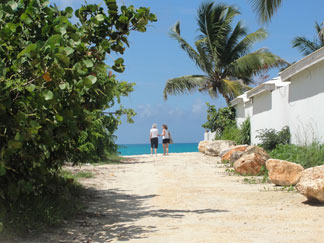 Anguilla beaches, Rendezvous Bay, The Anguilla Great House